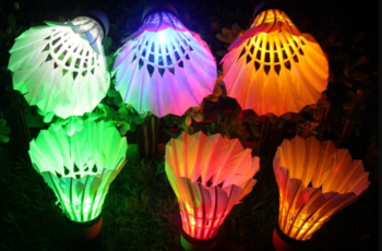Best LED Badminton Shuttlecocks