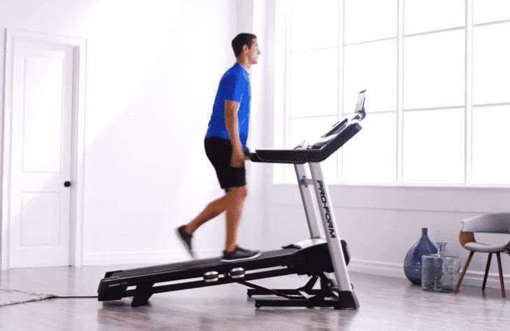 Best Treadmills with Built-In TV Screen